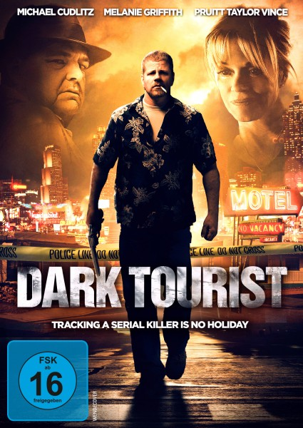 Dark Tourist DVD Front