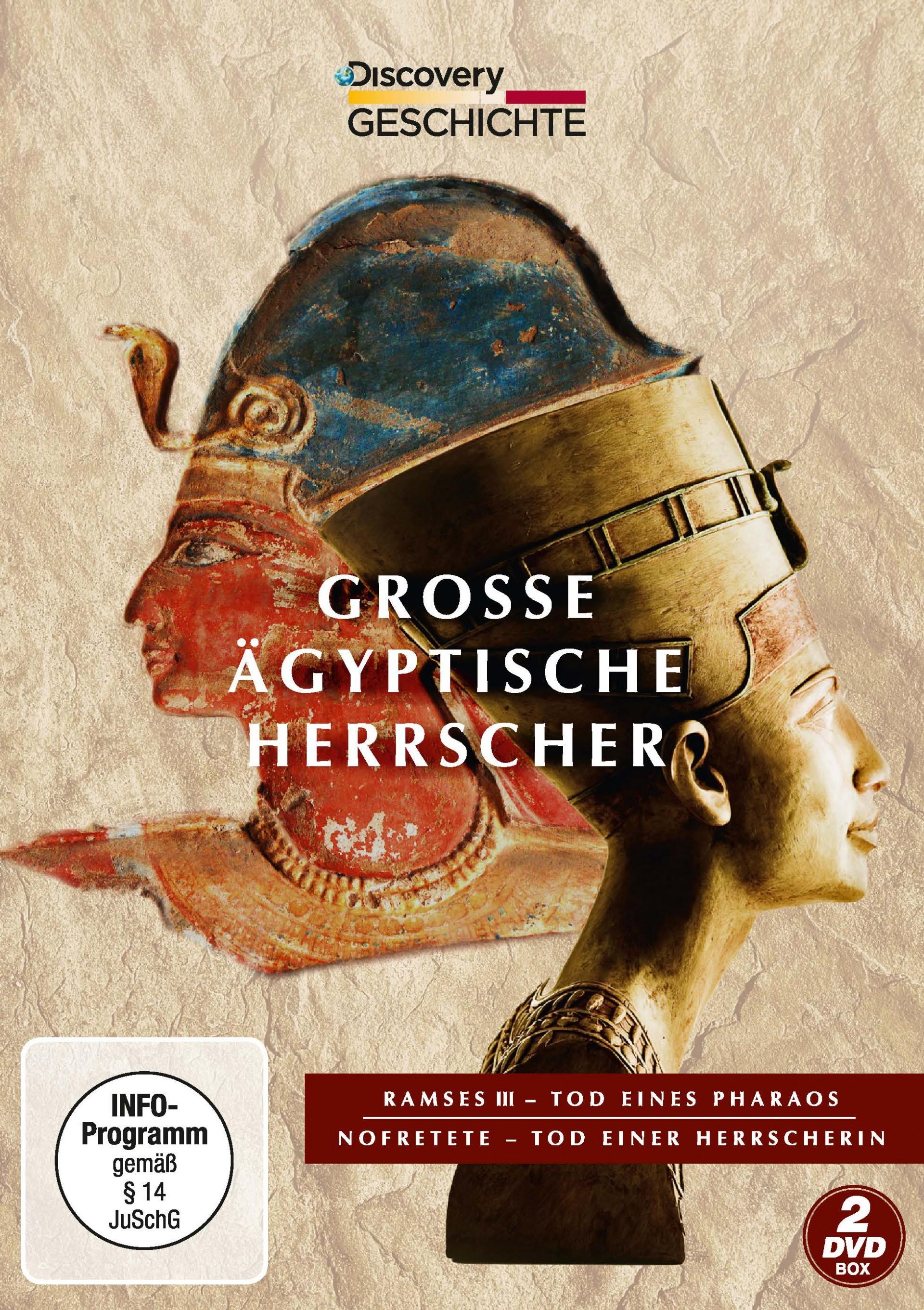 Große Ägyptische Herrscher