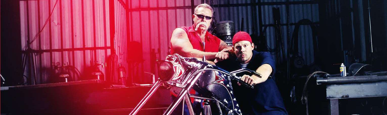 American Chopper – Staffel 7
