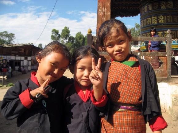 412 Kinder_Wangdi-Phodrang