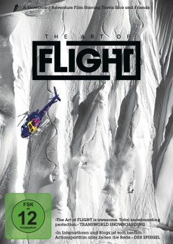 The Art of Flight DVD Red Bull