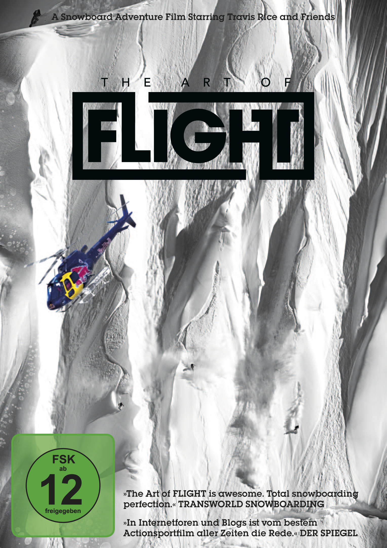 The Art of Flight – Steelbook