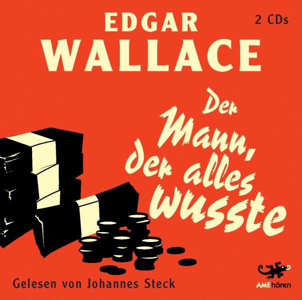 AME_Edgar Wallace_Der Mann der alles wusste