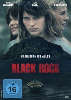Black Rock DVD Front