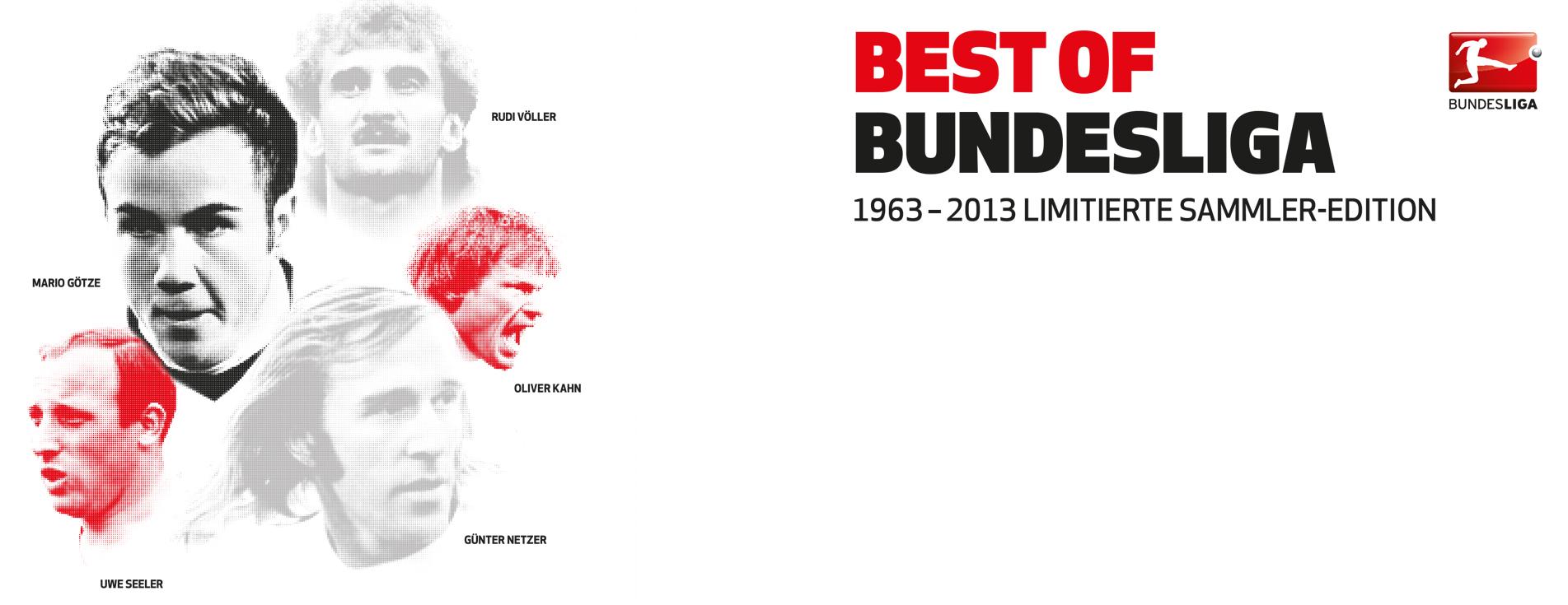 Best of Bundesliga 1963-2013