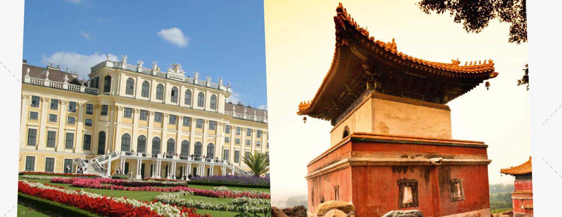 Die schönsten Paläste der Welt