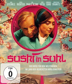 SUSHI IN SUHL_Cover BluRay.indd