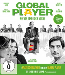 Global Player Blu-ray Front