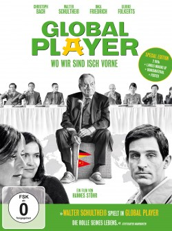 Global Player DVD Front