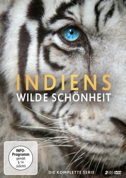Indiens Wilde Schoenheit DVD Front
