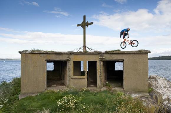 Danny MacAskill in Scotland