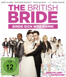 The British Bride Blu-ray