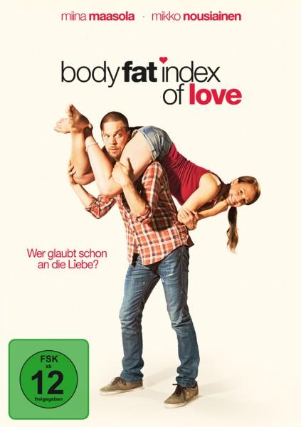 Body Fat Index of Love - Wer glaubt schon an die Liebe DVD-Front