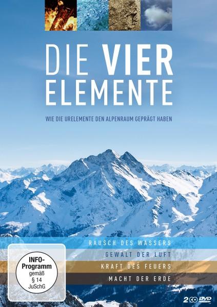 Die vier Elemente DVD Front
