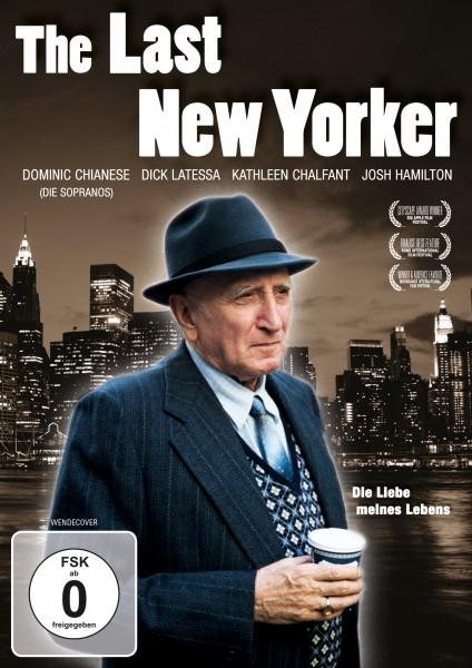 The Last New Yorker DVD