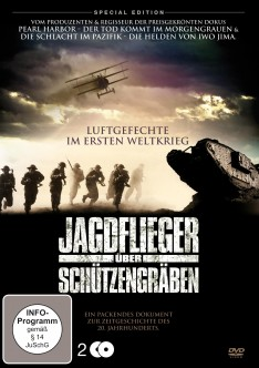 Jagdflieger Front-Cover