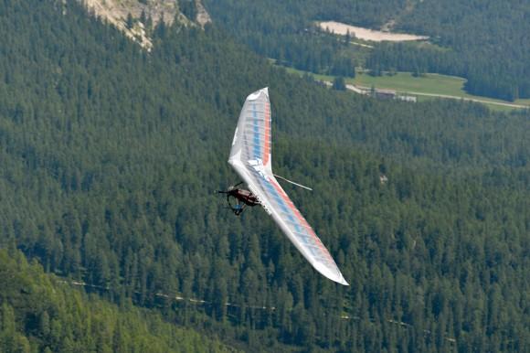 Die Luftwanderer - Szenenbild  1