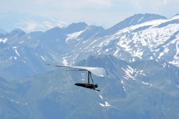 Die Luftwanderer - Szenenbild  2