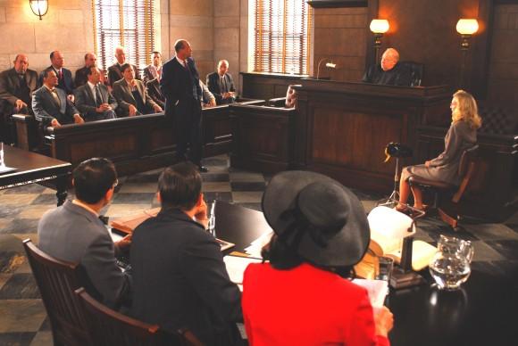 Courtroom Scene - 2