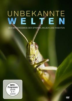 Unbekannte Welten DVD Front