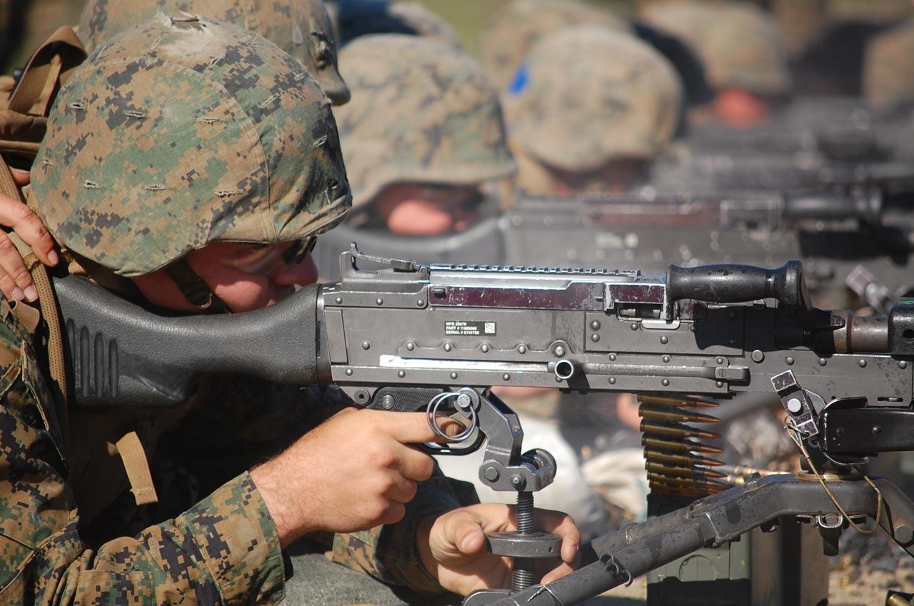 U.S. Soldiers 3D – Marines