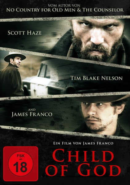 Child of God DVD Front