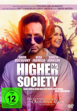 Higher Society DVD Front
