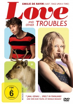 Love and other Troubles - DVD Front