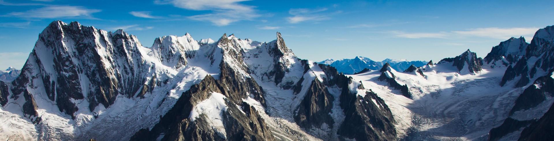 Die sechs großen Nordwände der Alpen