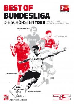 Best of Bundesliga - Die schönsten Tore - Front