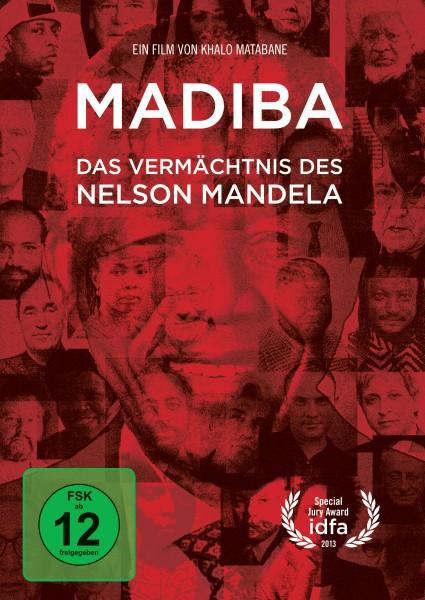 Madiba - Das Vermächtnis des Nelson Mandela - DVD-Front