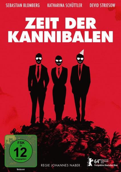 Zeit der Kannibalen DVD-Front