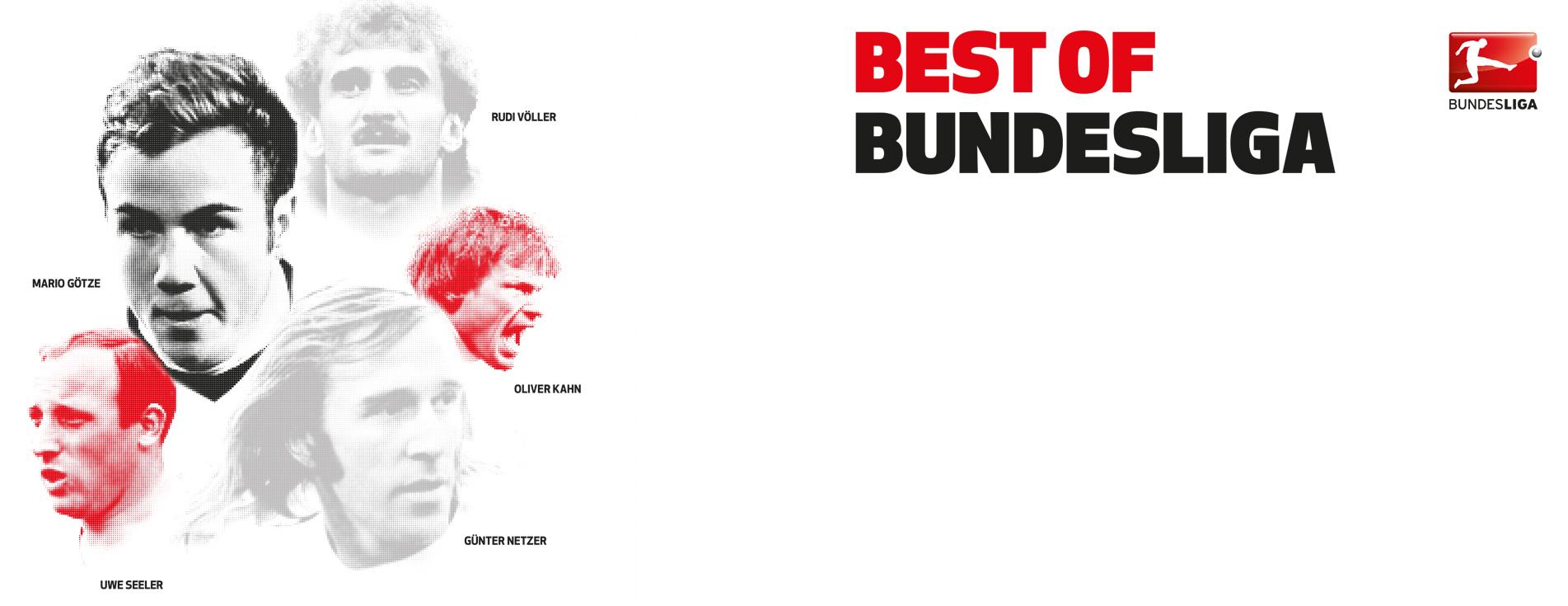 Best of Bundesliga – Die Chronik 1963-2014