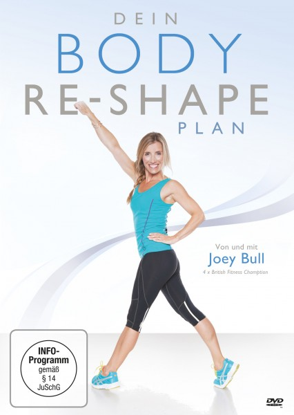Dein Body Re-Shape Plan_DVD_inl.indd