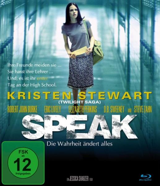 Speak Blu-ray
