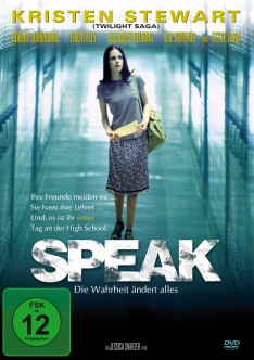 Speak - DVD Front
