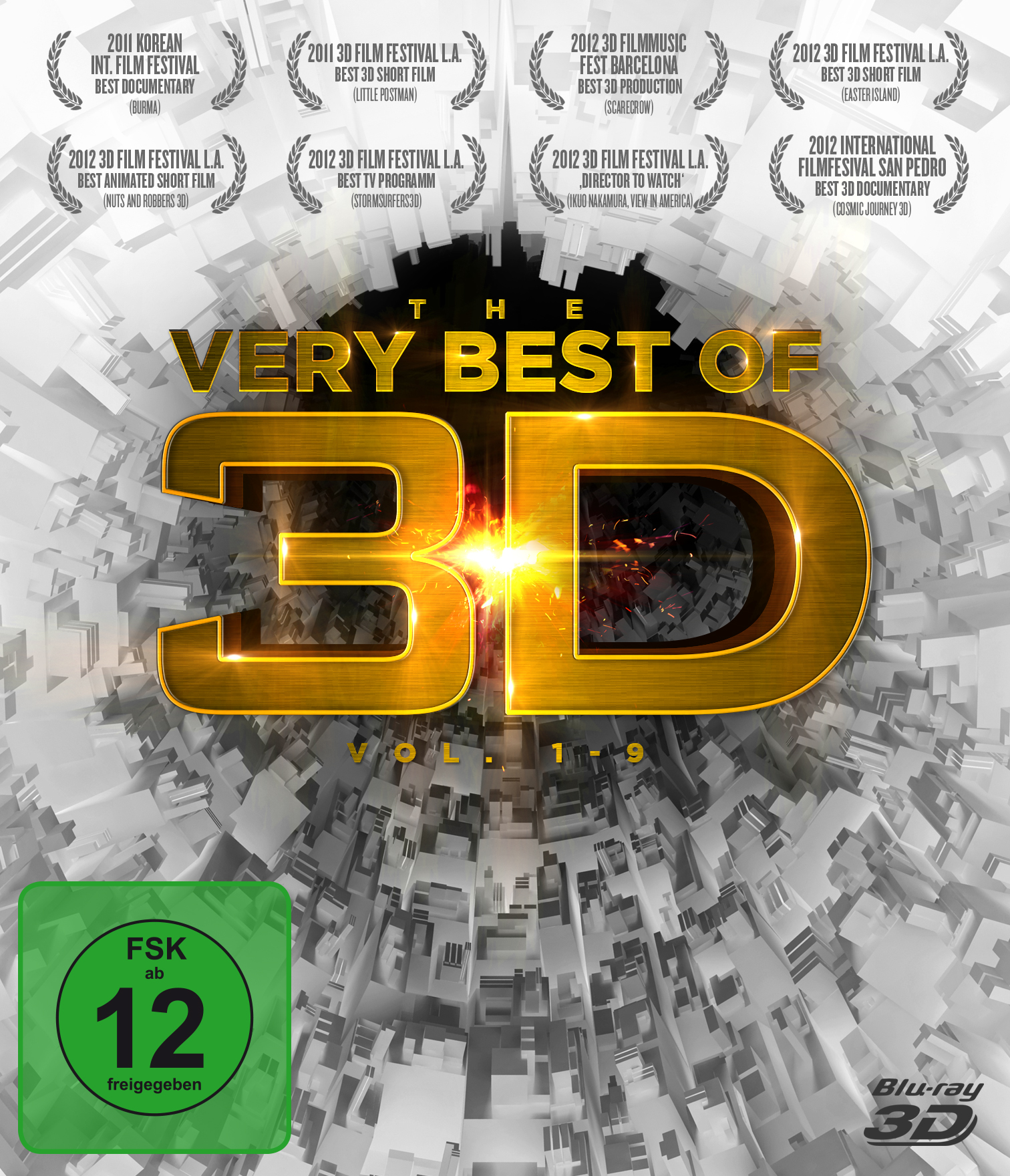 The Very Best of 3D
