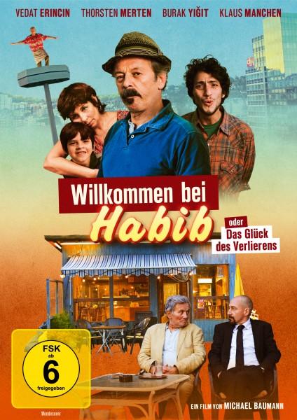 Willkommen bei Habib- DVD Front