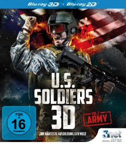 US Soldiers 3D Army - Coverfront