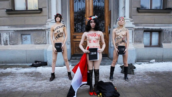 Everyday Rebellion_femen_ukraine