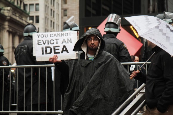 Everyday Rebellion _occupy_wallstreet_new_york