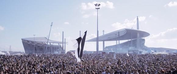 Istanbul United Szenenfoto