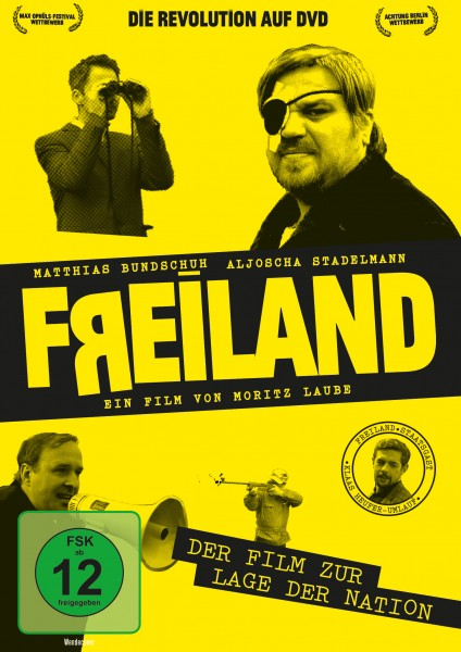 Freiland_DVD Cover