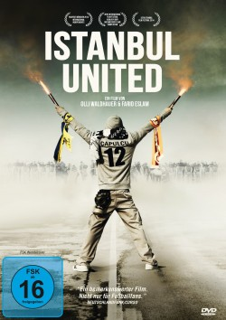 Istanbul United  DVD-Front