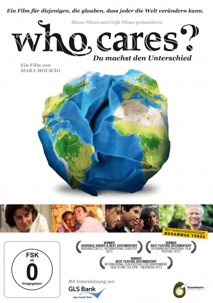DVD Cover - Who Cares Front