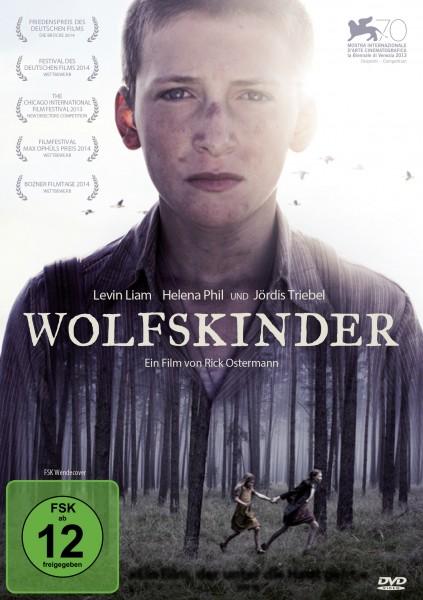 Wolfskinder DVD Front