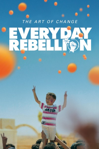 Everyday Rebellion Digital Cover