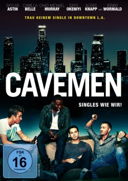 Cavemen DVD-Front