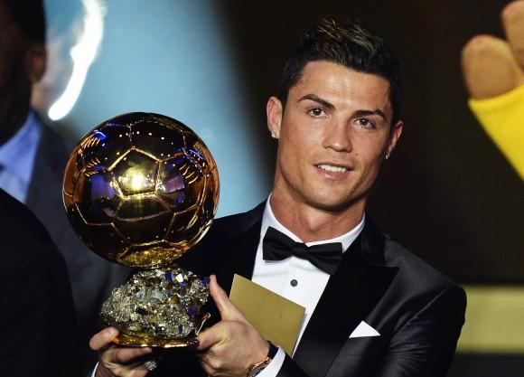 Cristiano Ronaldo Szenenbild