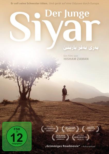Der Junge Siyar - DVD-Front